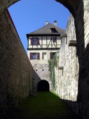 Teilansicht Schloss/Kloster Bebenhausen 2