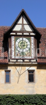 Teilansicht Schloss/Kloster Bebenhausen 3