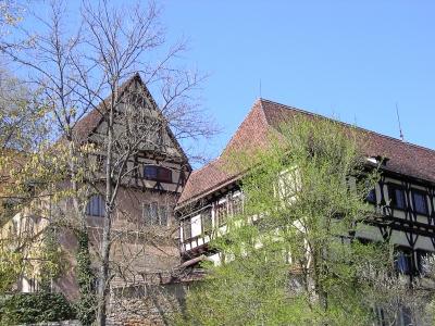 Schloss/Kloster Bebenhausen 6