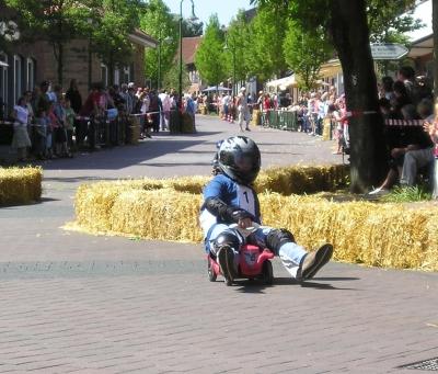 Bobbycar-Rennen