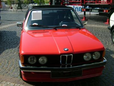 3er BMW Baur Cabrio