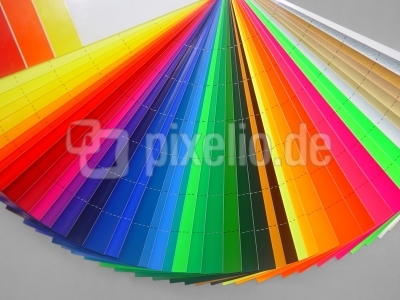 Welche Farbe hätten's gern?