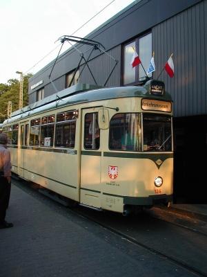 Nacht der Museen - Historische Straßenbahn