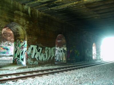 Duisburg/ Hochfeld - Bahnanlage