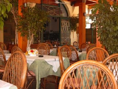 Café in Agios Nikolaos/Kreta