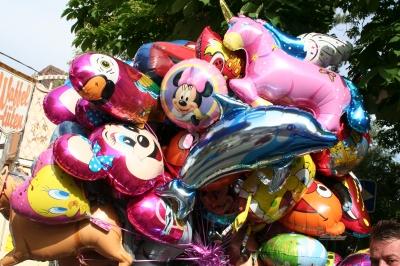 Dreieichenhainer Kerb - Luftballons