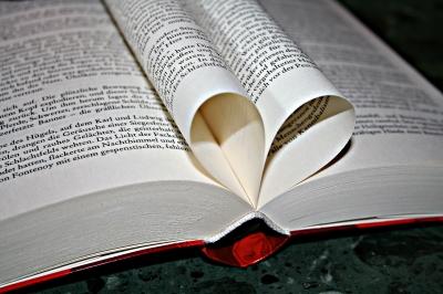 Ein Herz für Bücher....