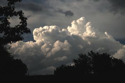 Wolken-Himalaya