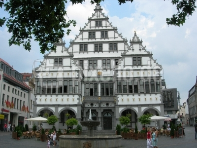 Paderborn: Rathaus