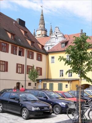 Ansbach, Reitbahn