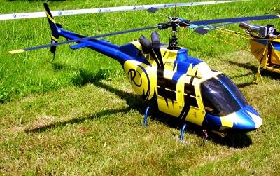 Faszination: Modellflug - Helikopter