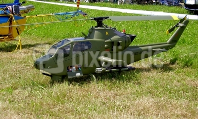. . . US-Army - Helikopter / Modell
