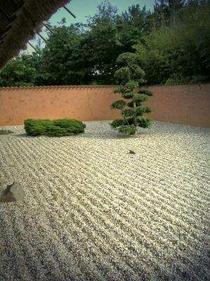 Japanischer Steingarten 1