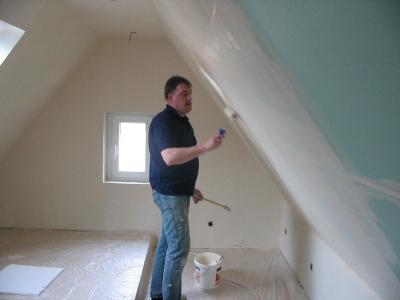 Dachbodenausbau 4