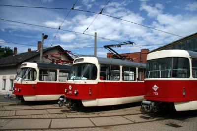 Tatra-Straßenbahnen