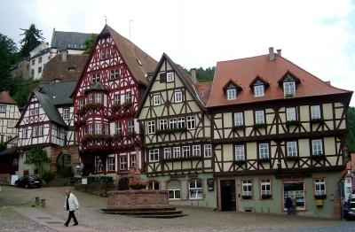Am Alten Markt in Miltenberg / Main