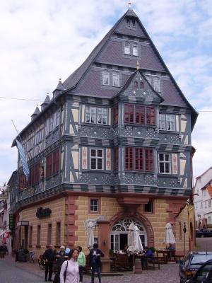 """""""Zum Riesen"""" - ältestes Wirtshaus Deutschlands (Miltenberg/Main)"""