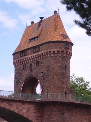 Brückentor der Alten Mainbrücke Miltenberg