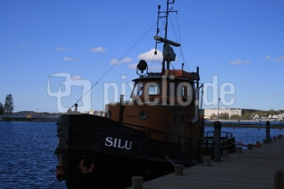 SIlU - Schiff in Lahti