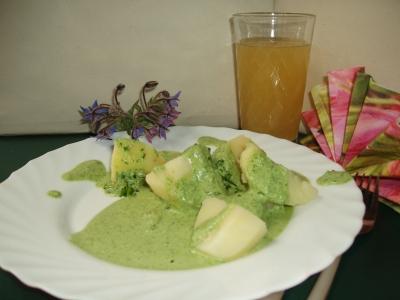 Essen in Hessen - Grüne Soße 2.0