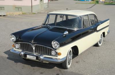 """Simca Vedette """"Chambord"""" 1958"""