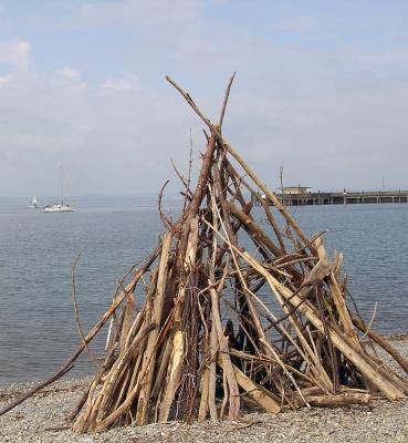 Brennholz am See (der nächste Winter kommt bestimmt!)