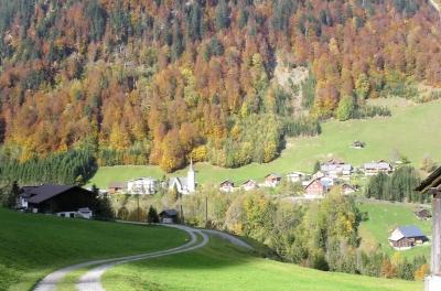 Buchboden im Großen Walsertal