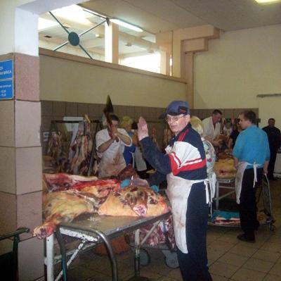 Fleischer  in Irkutsk