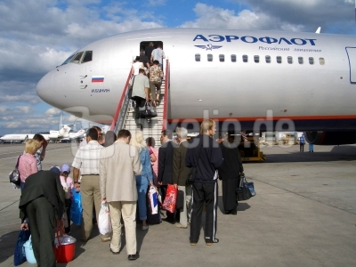 Welcher Typ von Boeing ist hier zu sehen ?