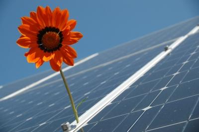 Solar - Erneuerbare Energien