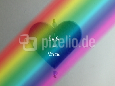 Liebe = Treue
