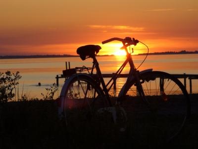 Sonnenuntergang in Dänemark 3