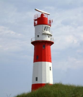 Der kleine Leuchtturm auf Borkum - Endlich Sommer - 8