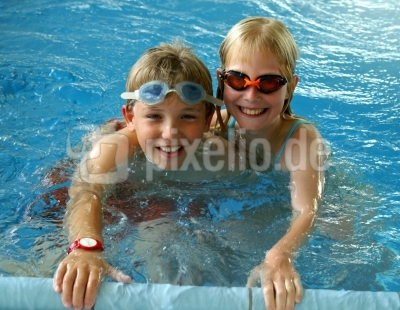 Ein Besuch im Schwimmbad - Endlich Sommer - 48