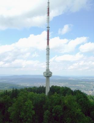 Fernsehturm Üetliberg / Zürich