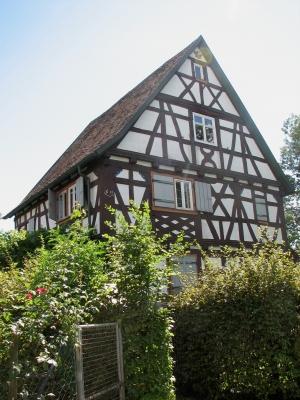 Pfadfinderhaus - Herxheim/Krs. SÜW
