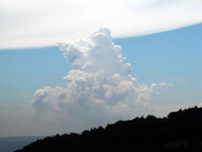 Haufenwolke
