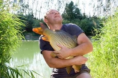 Der mit dem Fisch tanzt