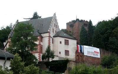 Mildenburg in Miltenberg