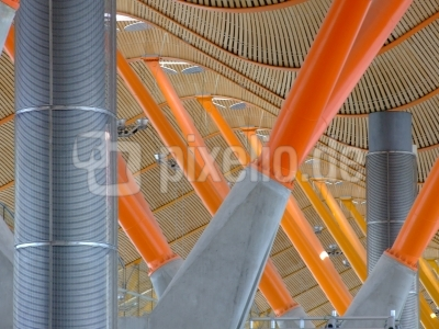 Flughafen Madrid Barajas - Terminal