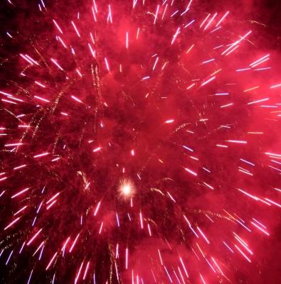 Feuerwerk2007
