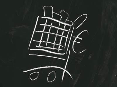 Einkaufswagen - es kostet ab jetzt mehr ...