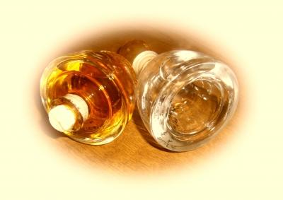 * Two Bottles*