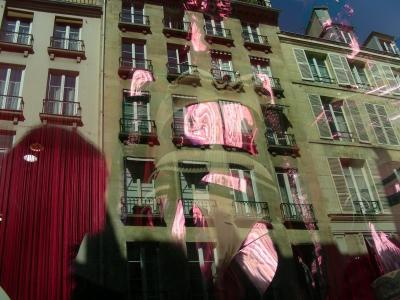 Schaufenster Paris