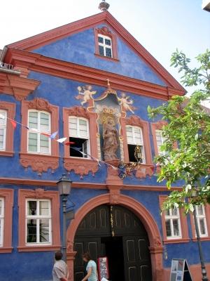 """Das """"Franck - Haus"""" (Marktheidenfeld"""