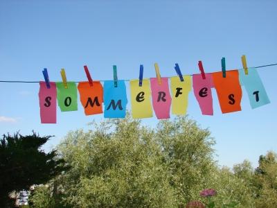 kostenloses foto: sommerfest - pixelio.de, Einladung
