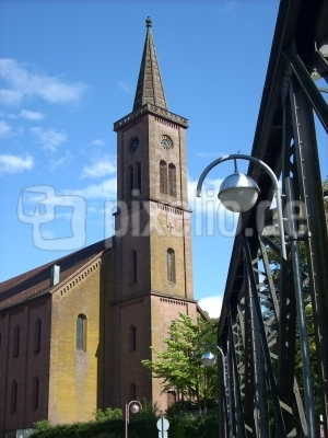Kirche in Schiltach