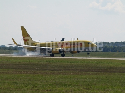 TUIfly.com - gelandet -