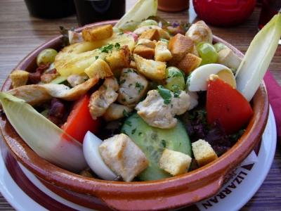 spanischer Winzersalat