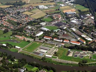 Die Polizeischule Hann. Münden, Gimter Strasse